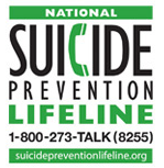 National Suicide prevention